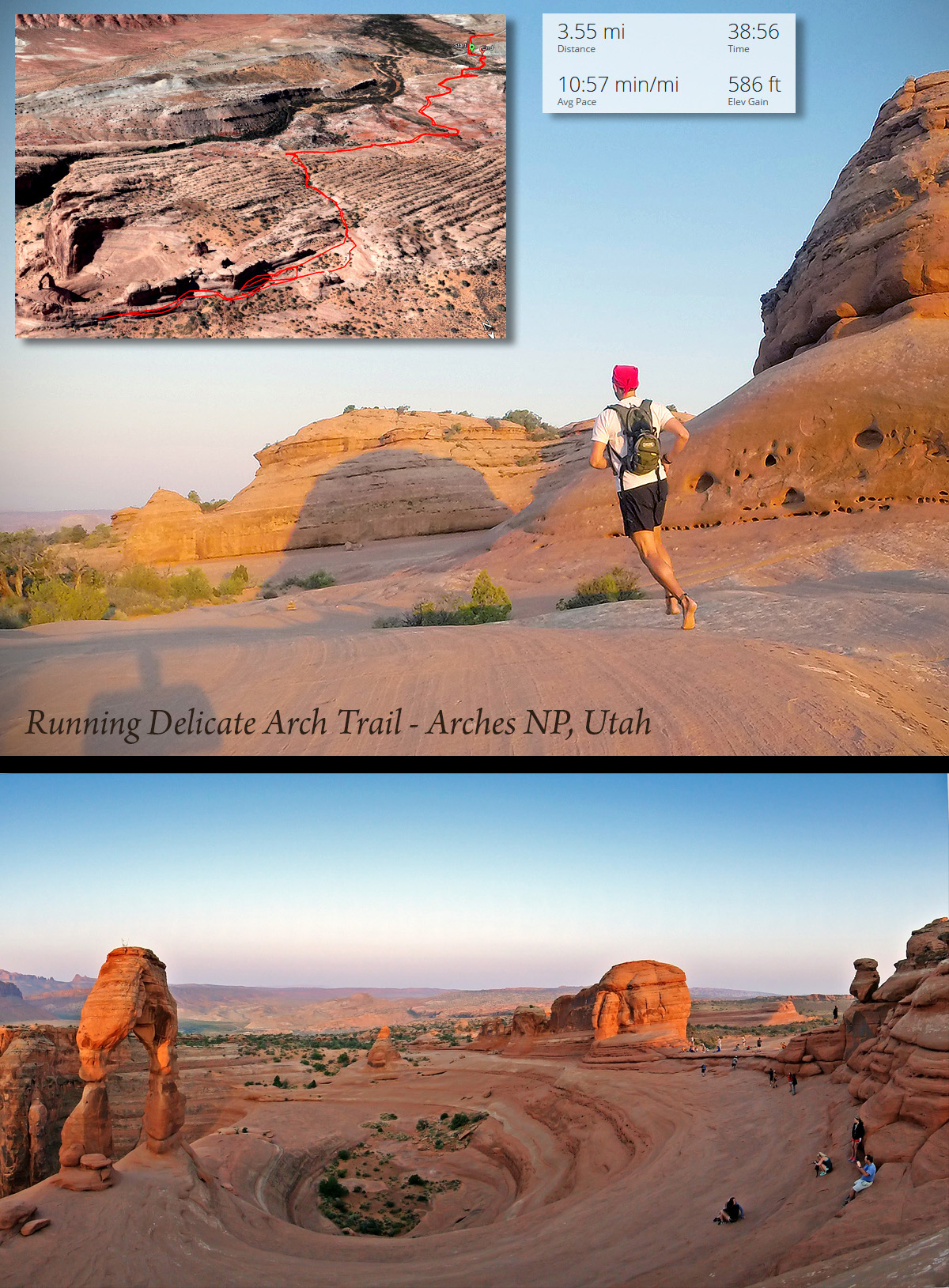 Arches Delicate Arch Running Poster.jpg