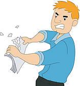 guy-writer-tears-paper-vector-clipart_k12444305.jpg
