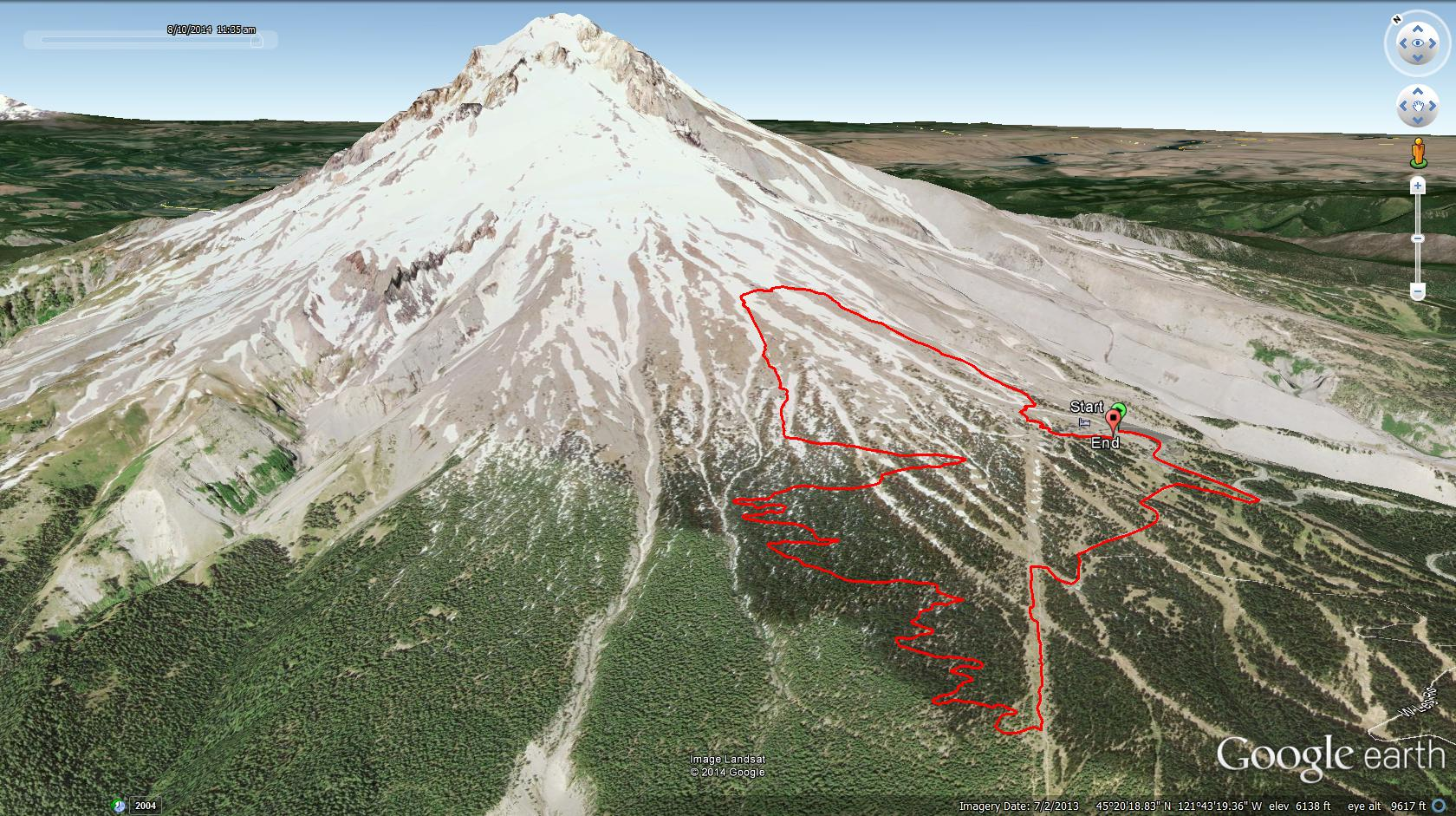 Timberline Mt Run Route.jpg