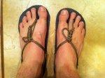 Barefoot Fayetteville Guy