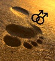 Barefoot Guy
