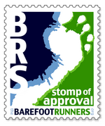 Barefoot Runners Society 'Stomp Of Approval'